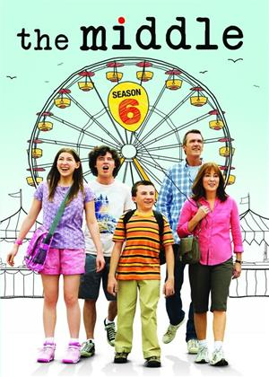 Rent The Middle: Series 6 Online DVD Rental