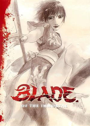 Blade of the Immortal Online DVD Rental