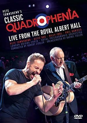 Rent Pete Townshend's Classic Quadrophenia Online DVD Rental