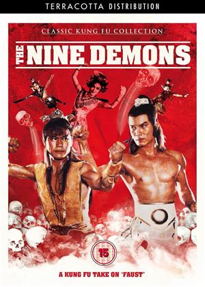 The Nine Demons Online DVD Rental