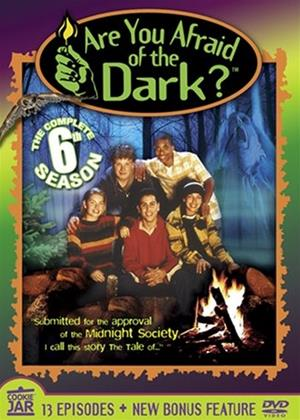 Are You Afraid of the Dark?: Series 6 Online DVD Rental
