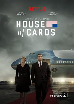 Rent House of Cards: Series 5 Online DVD Rental