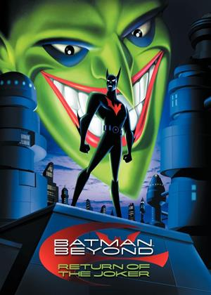 Batman Beyond: Return of the Joker Online DVD Rental