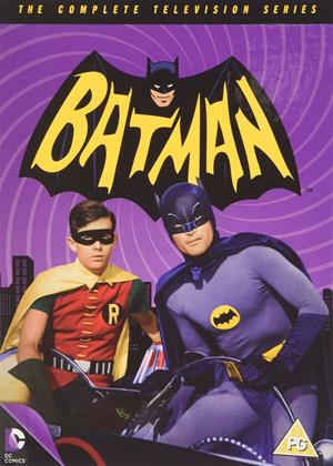 Batman: The Complete Series Online DVD Rental