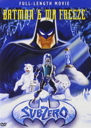 Batman and Mr. Freeze: SubZero Online DVD Rental