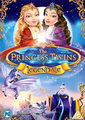 Rent The Princess Twins of Legendale Online DVD Rental