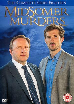 Rent Midsomer Murders: Series 18 Online DVD Rental
