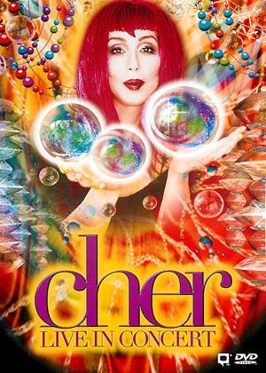 Cher: Live in Concert Online DVD Rental