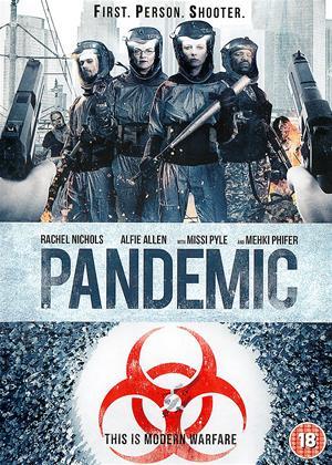 Pandemic Online DVD Rental