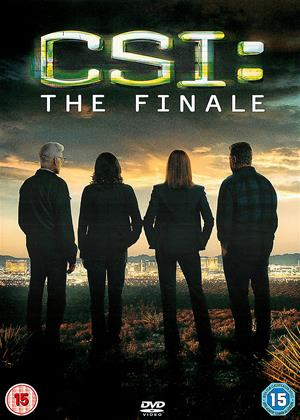 CSI: The Finale Online DVD Rental