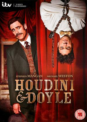 Rent Houdini and Doyle Online DVD Rental