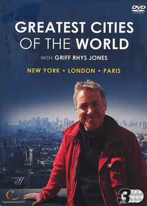 Rent The Greatest Cities of the World with Griff Rhys Jones: Series 1 Online DVD Rental