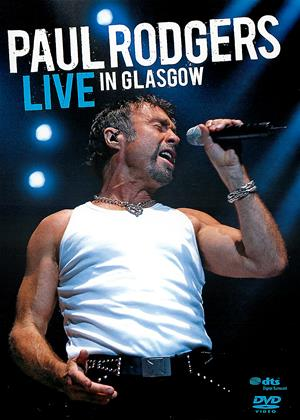 Paul Rodgers: Live in Glasgow Online DVD Rental