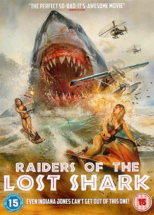 Rent Raiders of the Lost Shark Online DVD Rental