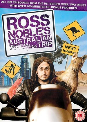 Ross Noble's Australian Trip Online DVD Rental