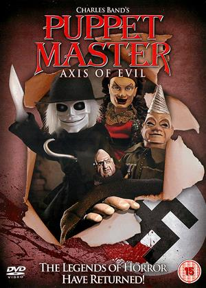 Puppet Master: Axis of Evil Online DVD Rental