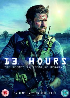 13 Hours Online DVD Rental