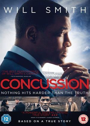 Concussion Online DVD Rental
