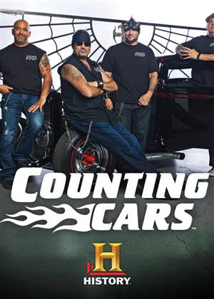 Counting Cars: Series 4 Online DVD Rental