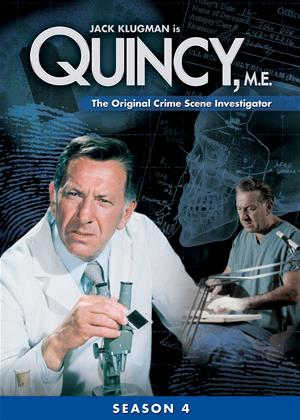 Quincy M.E: Series 4 Online DVD Rental
