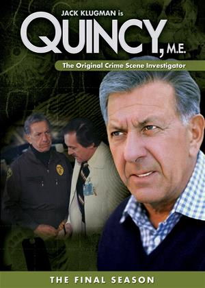 Quincy M.E: Series 8 Online DVD Rental