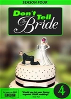 Rent Don't Tell the Bride: Series 4 Online DVD Rental