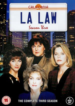 L.A. Law: Series 3 Online DVD Rental