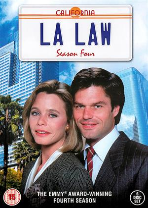 L.A. Law: Series 4 Online DVD Rental