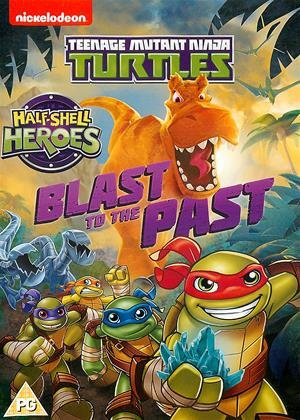 Rent Half-Shell Heroes: Blast to the Past Online DVD Rental