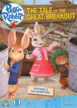 Peter Rabbit: The Tale of the Great Breakout Online DVD Rental