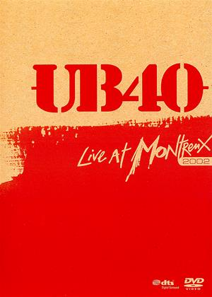 UB40: Live at Montreaux Online DVD Rental