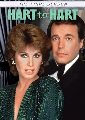 Hart to Hart: Series 5 Online DVD Rental