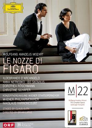 Rent Le Nozze Di Figaro: Weiner Philharmoniker Online DVD Rental