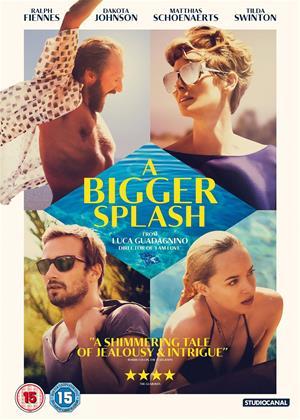A Bigger Splash Online DVD Rental