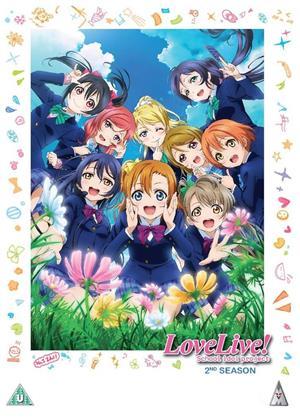 Rent Love Live!: School Idol Project: Series 2 Online DVD Rental