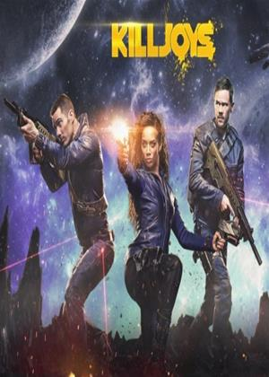 Rent Killjoys: Series 2 Online DVD Rental