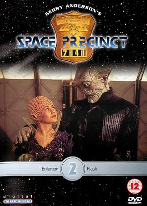Space Precinct: Vol.2 Online DVD Rental