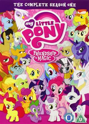 Rent My Little Pony: Friendship Is Magic: Series 1 Online DVD Rental