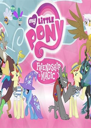 My Little Pony: Friendship Is Magic: Series 6 Online DVD Rental
