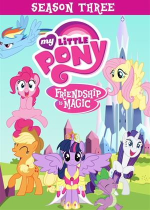 My Little Pony: Friendship Is Magic: Series 3 Online DVD Rental
