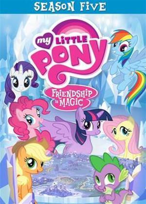 Rent My Little Pony: Friendship Is Magic: Series 5 Online DVD Rental