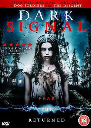 Dark Signal Online DVD Rental