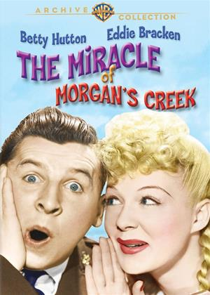 Rent The Miracle of Morgan's Creek Online DVD Rental