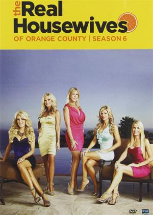 The Real Housewives of Orange County: Series 6 Online DVD Rental