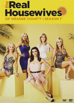 Rent The Real Housewives of Orange County: Series 7 Online DVD Rental