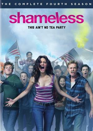 Shameless (USA): Series 4 Online DVD Rental