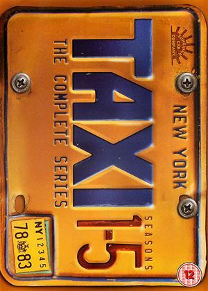 Taxi: Series 4 Online DVD Rental