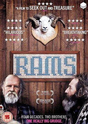 Rent Rams (aka Hrútar) Online DVD Rental