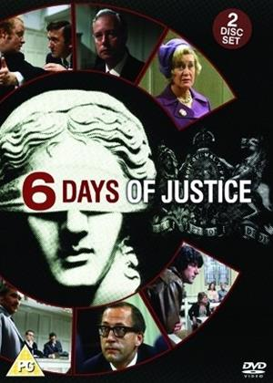Six Days of Justice: Series 4 Online DVD Rental