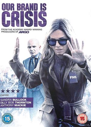Our Brand is Crisis Online DVD Rental